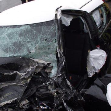 Verkehrsunfall – Höhe Hermannsdorf