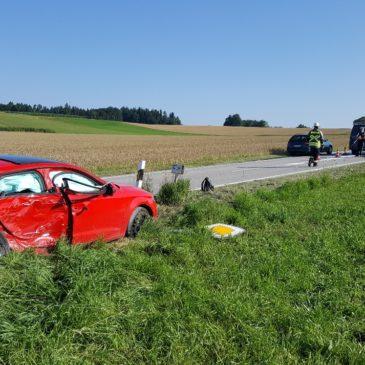 Verkehrsunfall – höhe Frauenreuth