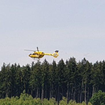 Best of Five – Feuerwehr Glonn am Wochenende stark gefordert